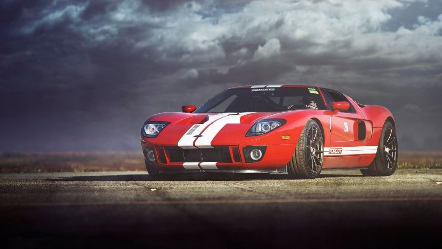 Ford Gt Sports Car Free Download Hd Wallpapers With Images Ford Gt