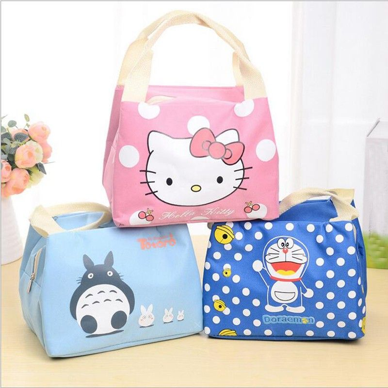 42d2dddbb2 Connectwide Travel Lunch Bag Cartoon Cute Kitty Bag https   connectwide.com