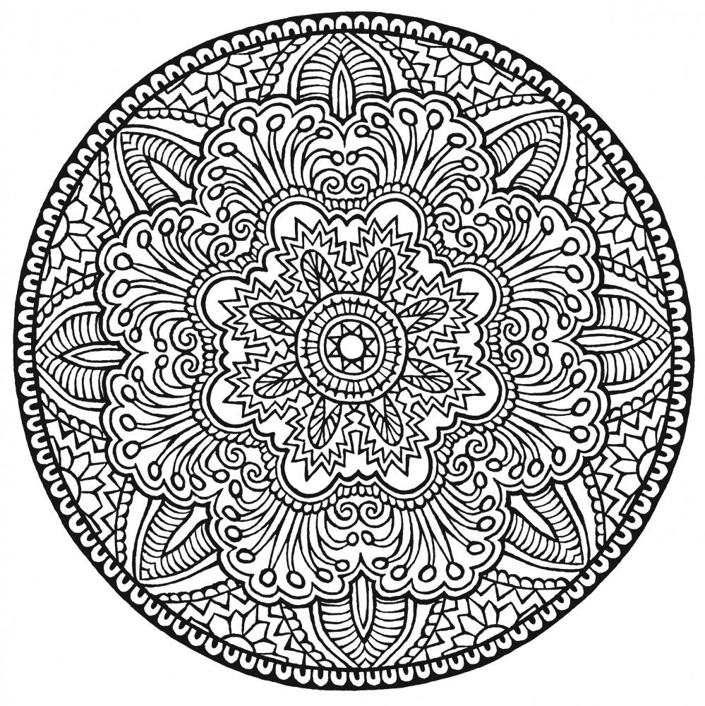 download mandalas zum ausdrucken fr erwachsene mandala. Black Bedroom Furniture Sets. Home Design Ideas