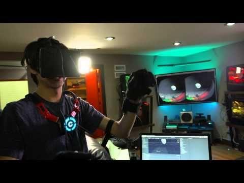 557a29a15237 ▷ Forte VFX1 Virtual Reality Headgear - Silicon Classics Ep.5 - YouTube