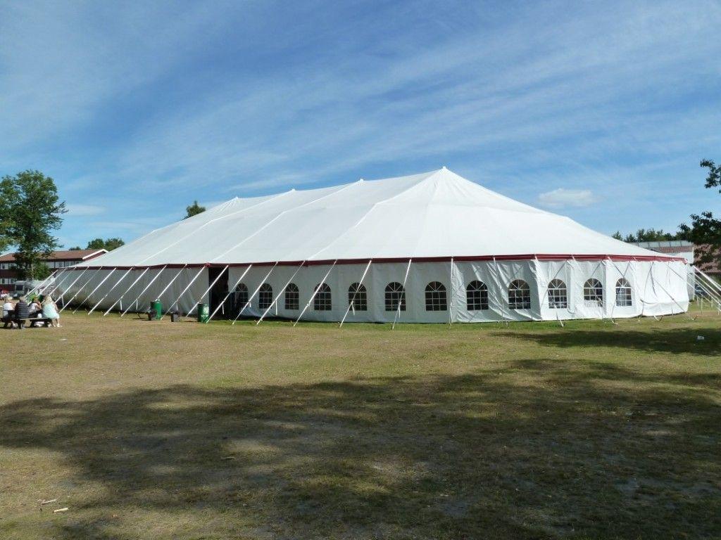 18 oz premium 100u0027 x 172u0027 oval pole tent used for large meeting tent & 18 oz premium 100u0027 x 172u0027 oval pole tent used for large meeting ...