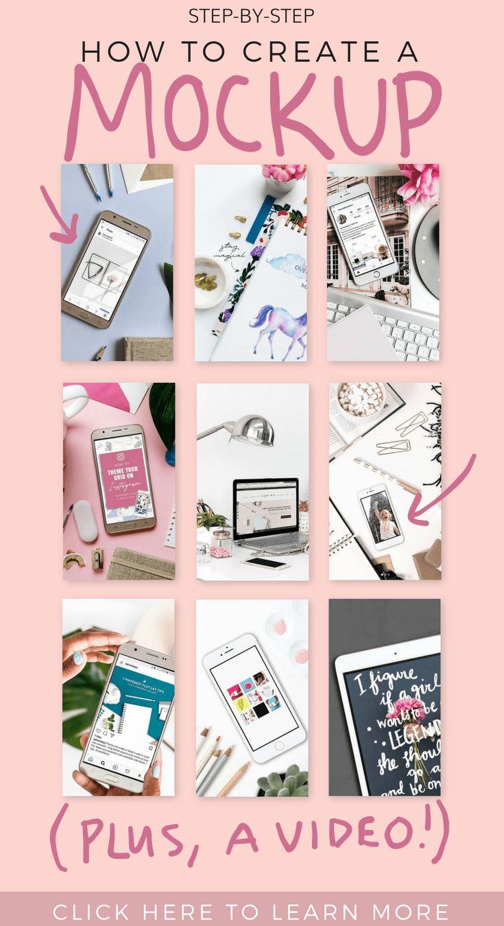 How To Create And Make Mock Ups Have You Created A Device Mockup Before Or How About A Free Mockup For Your Prod Web Design Website Mockup Design Tutorials