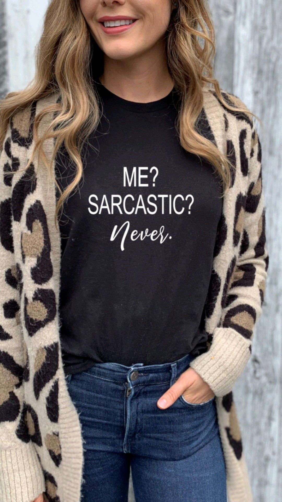 Funny tshirt sarcastic shirts gift for her