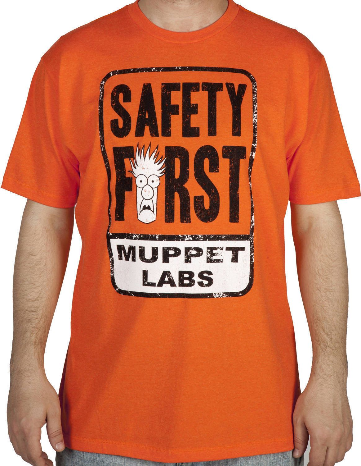 Safety Muppet Labs Shirt Muppets, Shirts, Lab safety