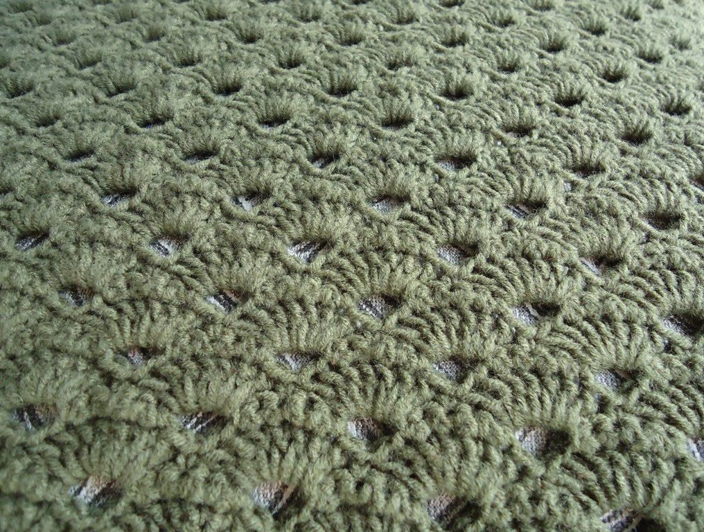 Crochet Blanket Patterns Crochet Shell Stitch Pattern Crochet