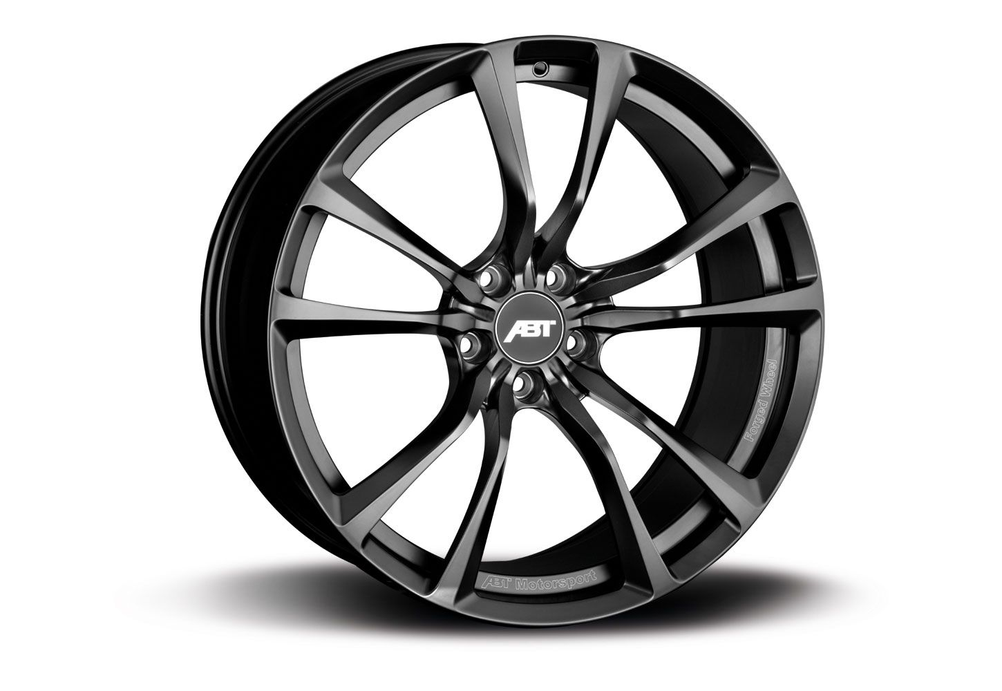 ABT - ER-F - FORGED WHEELS SET black magic
