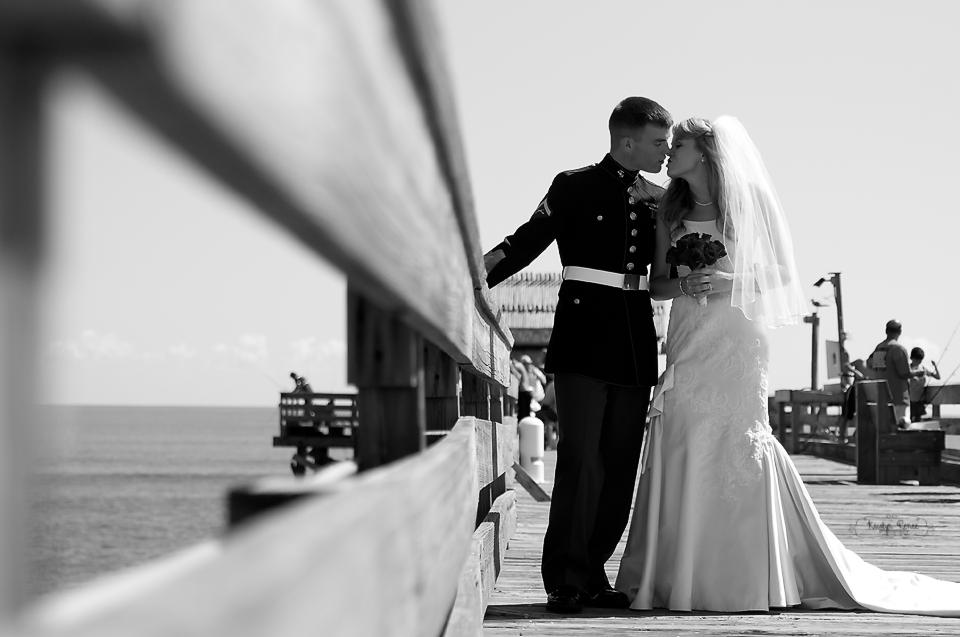 Mark and Sarah Cocoa beach, Wedding, Beach
