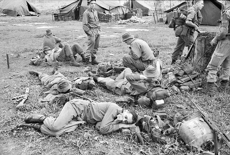 Vietnam war combat combat is ever present and for Combat portent 30 18