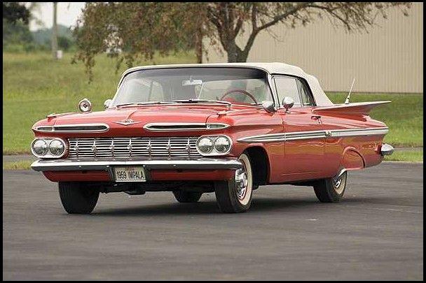 1959 Chevrolet Impala Convertible | S24 | Bob McDorman Collection 2010 | Mecum Auctions