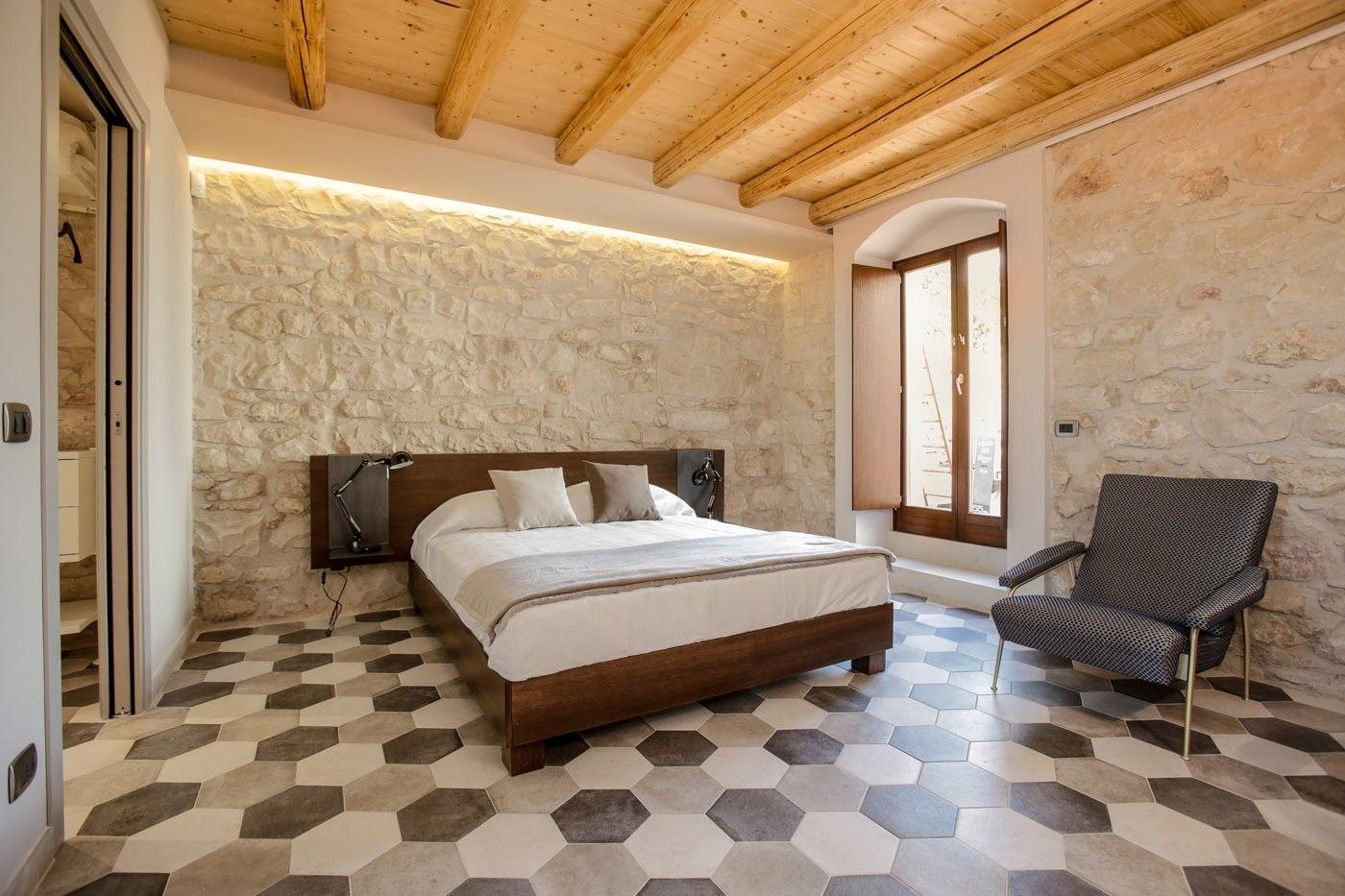 Muri interni in pietra a vista muratura a vista le pareti in