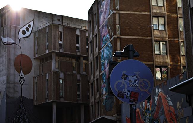 Emma Chretien - L'art dans la rue #ChocUrbain #Concours #Photos #ISCOM