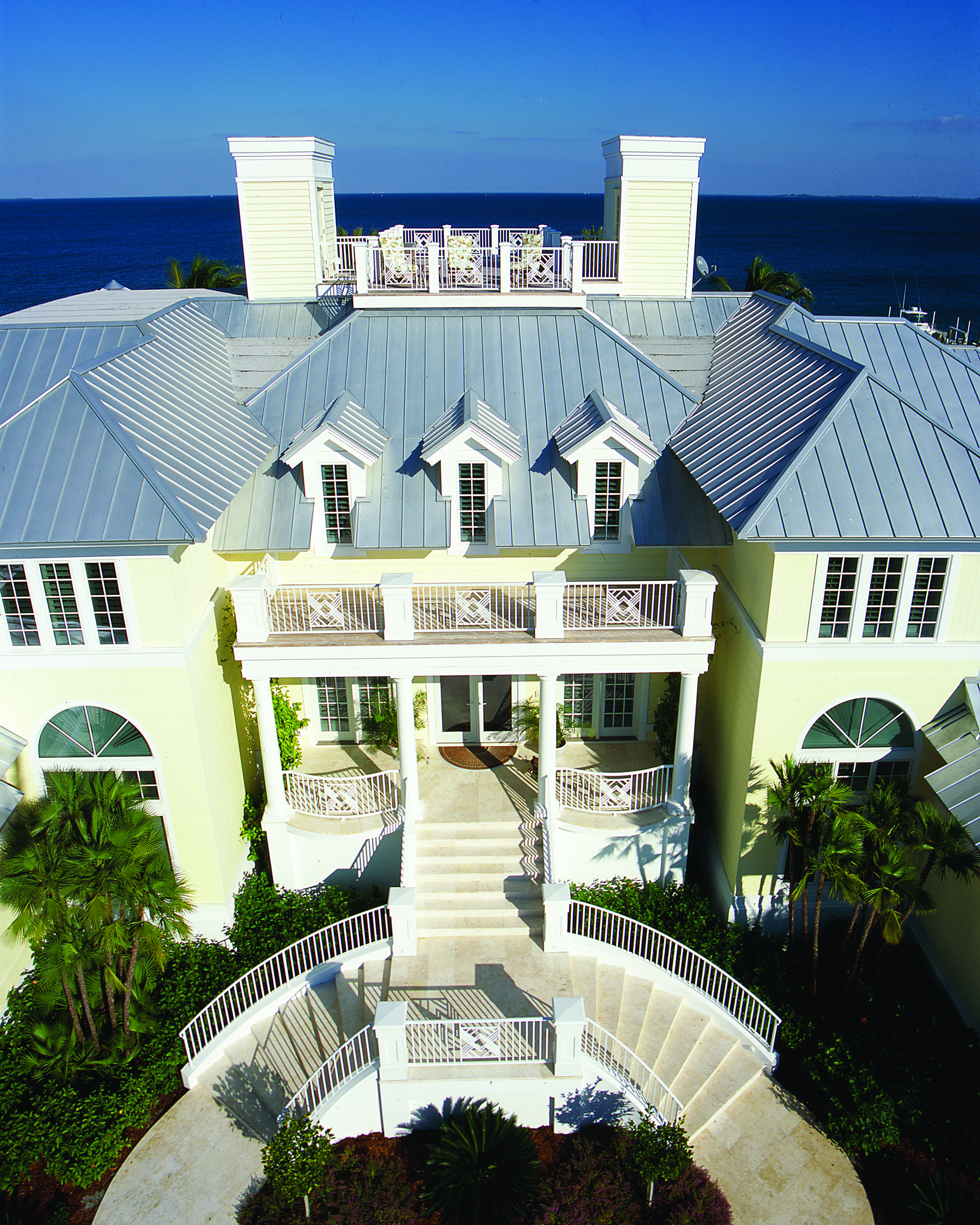 "Luxury Custom Home Design: The ""Harmon"", A Custom Home Plan Design By The Sater Group"