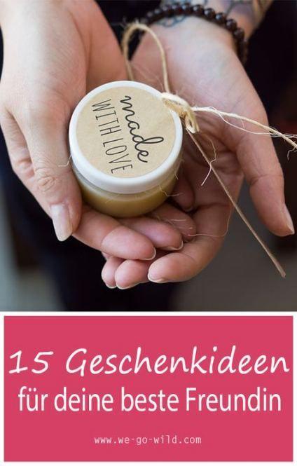 45 Ideas Diy Geschenke Weihnachten Beste Freundin ...