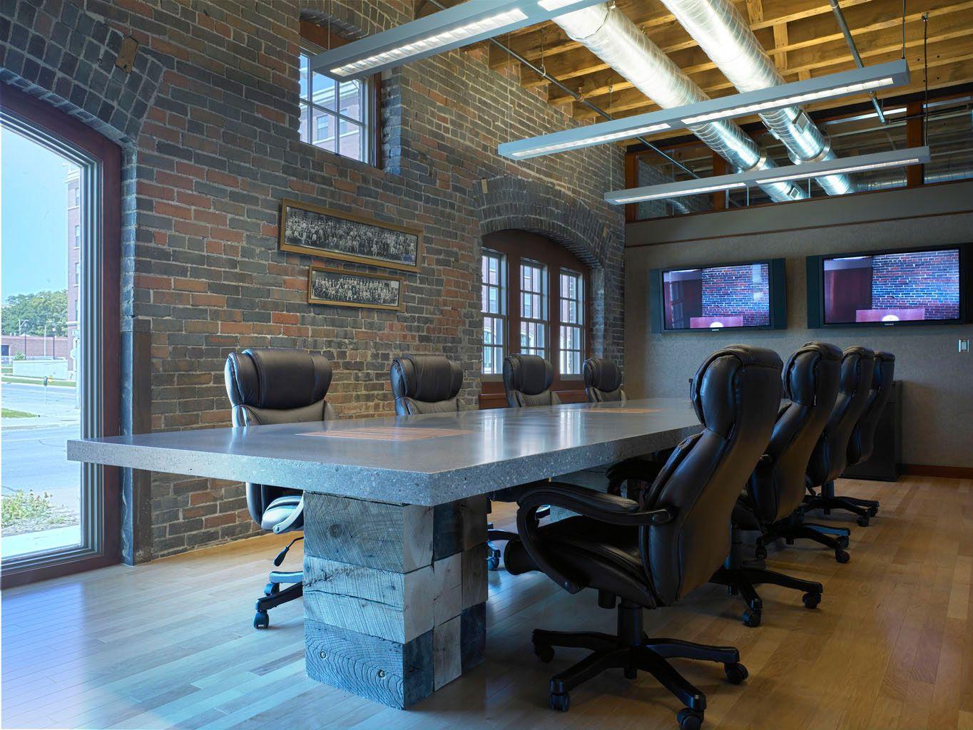 Iowa Bar Headquarters | Slingshot Architecture