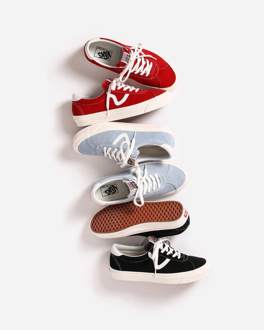 The Vans UA Style 73 DX is making a