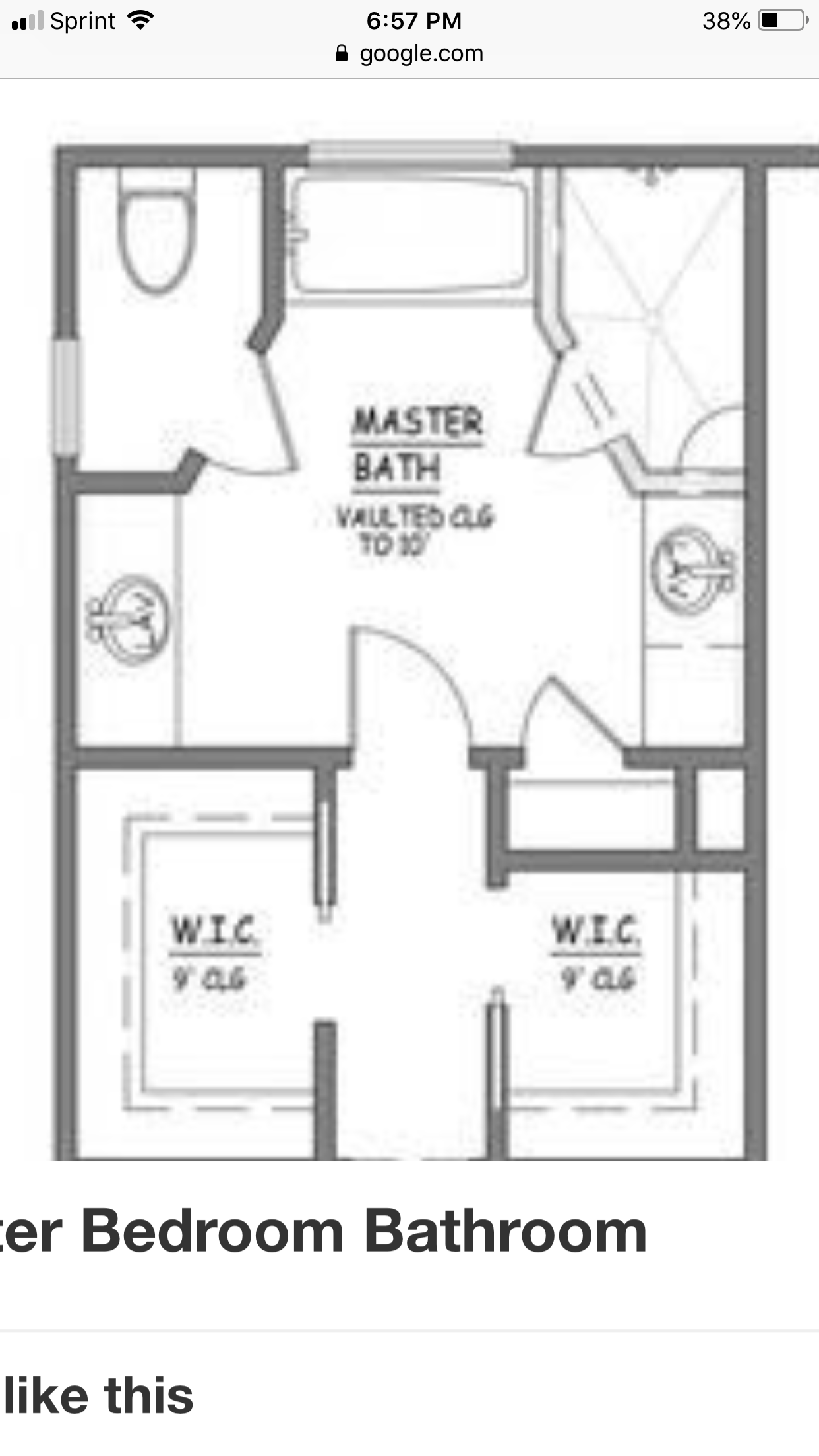 Pin By Sarah Hampton On Master Bath Bathroom Floor Plans Master Bathroom Layout Bathroom Layout Plans