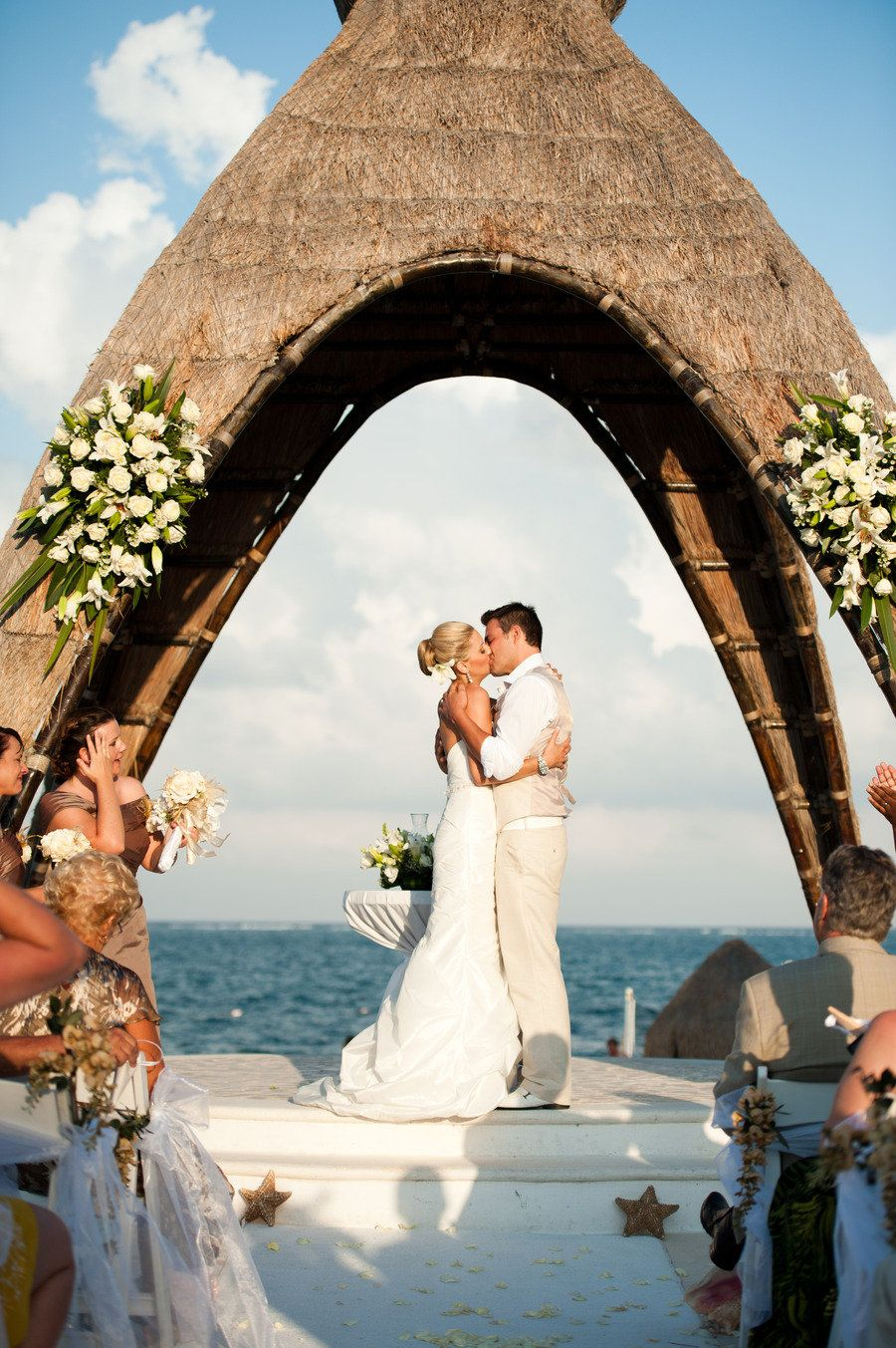 Dreams Riviera Cancun Resort Spa Wedding By Emily Snitzer Photography