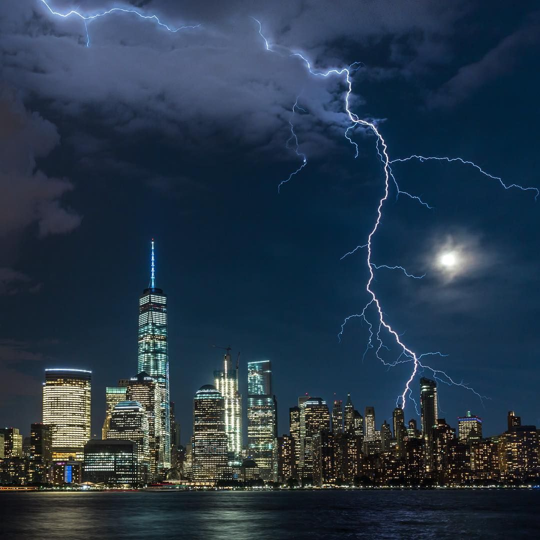 Landscapes of New York City   City landscape, New york ...