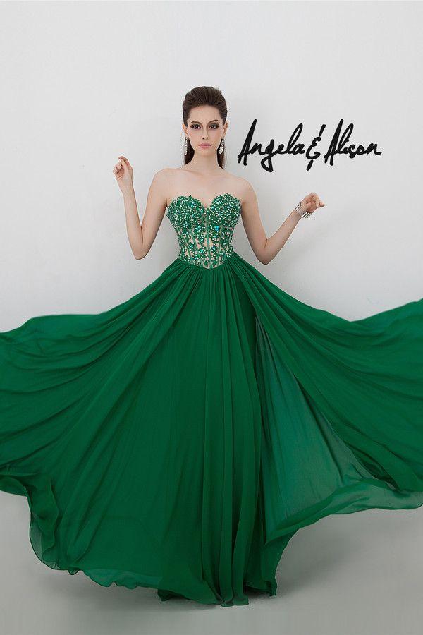 Angela & Alison – #41035 | Jean Ann's Bridal & Prom Fashion