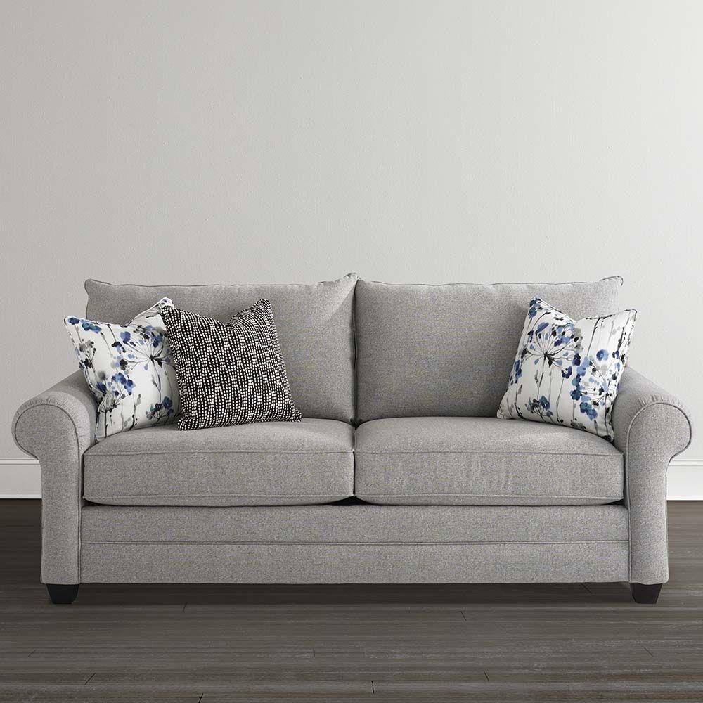 - Print Fabric Sleeper Sofa Sectional Sleeper Sofa, Queen Sofa
