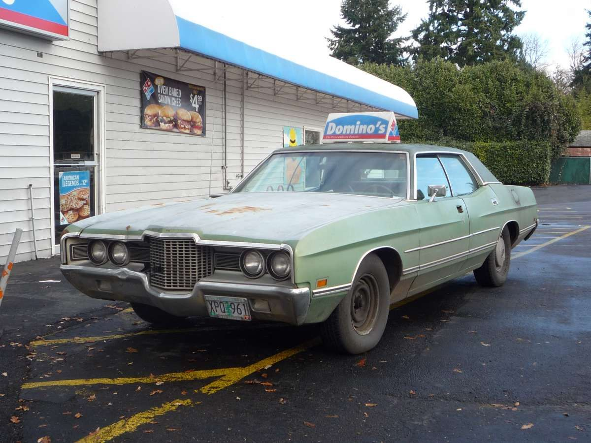 Classic 1971 Ford Galaxie 500 For Sale #1971FordGalaxie ...