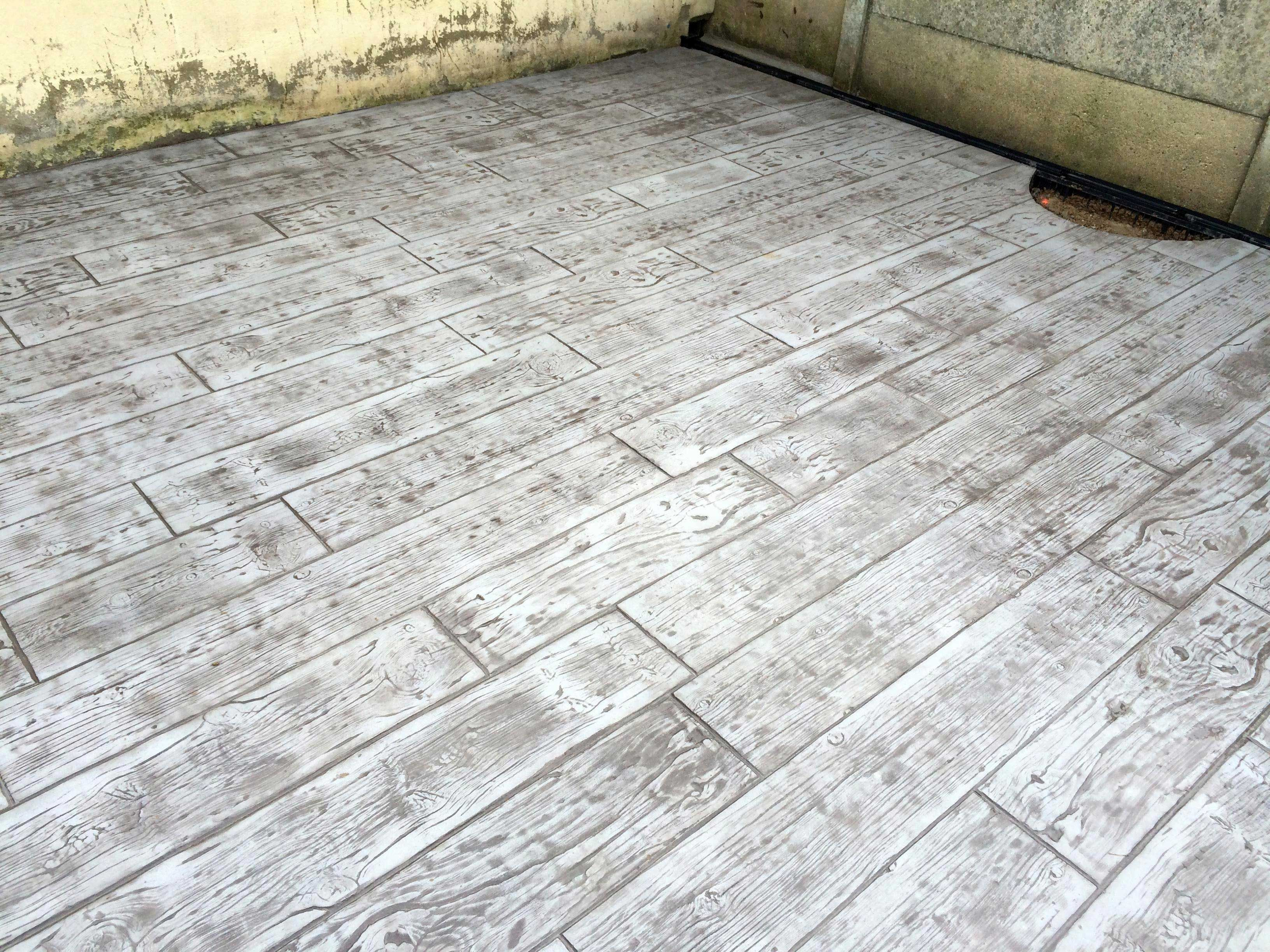 Beton Cire Exterieur Avis prix terrasse composite beau terrasse en beton prix beton