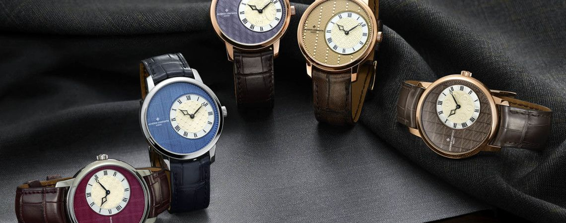Introducing - Vacheron Constantin Metiers d'Art Elegance Sartoriale, inspired by the classic masculine wardrobe (with price) - Monochrome Watches