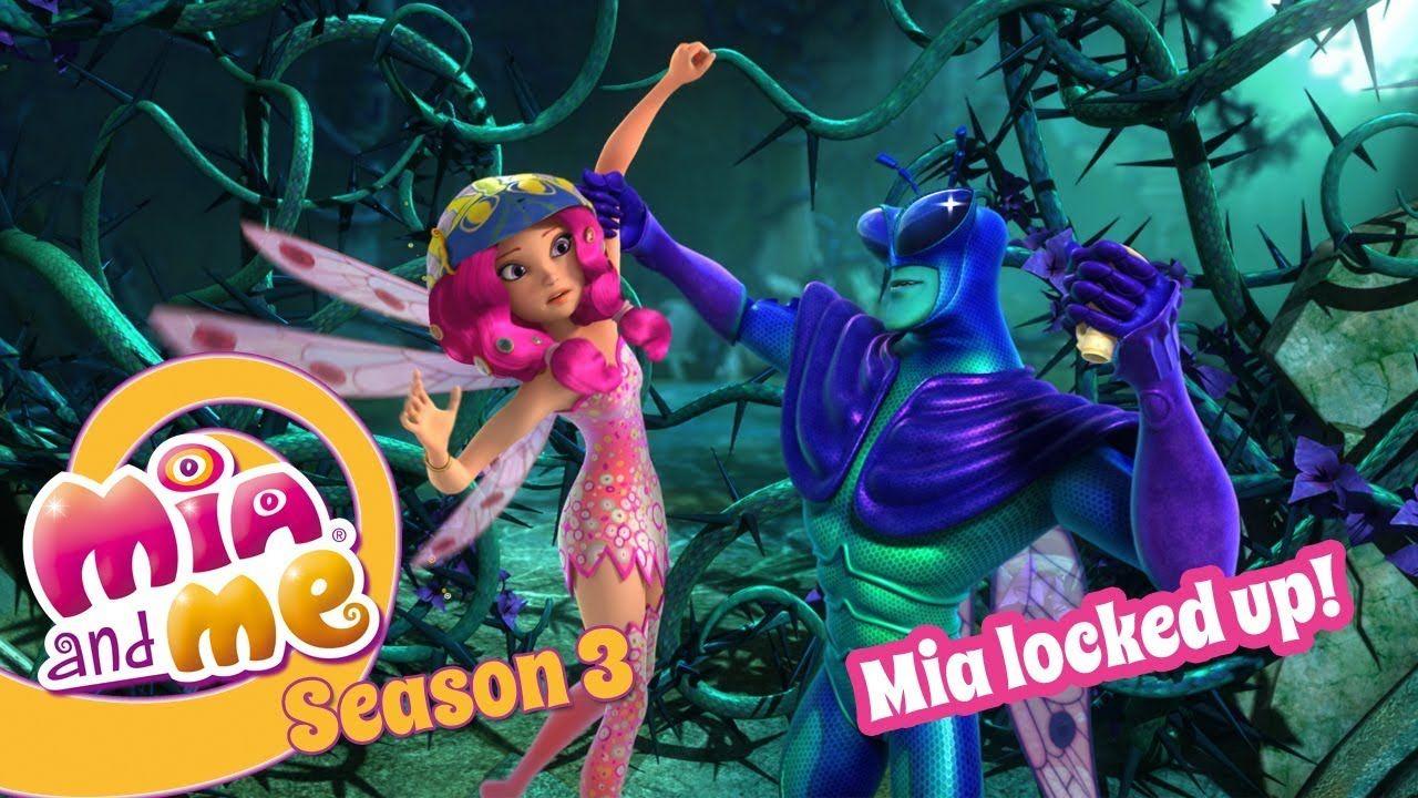 Mia Locked Up Mia And Me Season 3 Rainbows Unicorns Rainbow