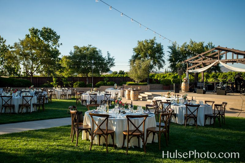 Mountain View Reception At Wiens Family Cellars Winery Photo By Hulse Photography Llc Http