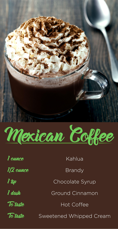 Mexican Coffee (Café Mexicano) Recipe Recipe