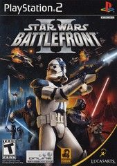 Star Wars Battlefront 2 Playstation 2 Star Wars Battlefront