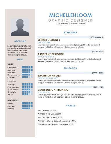 Sidebar Resume Template Free Resume Templates Creative Resume Templates