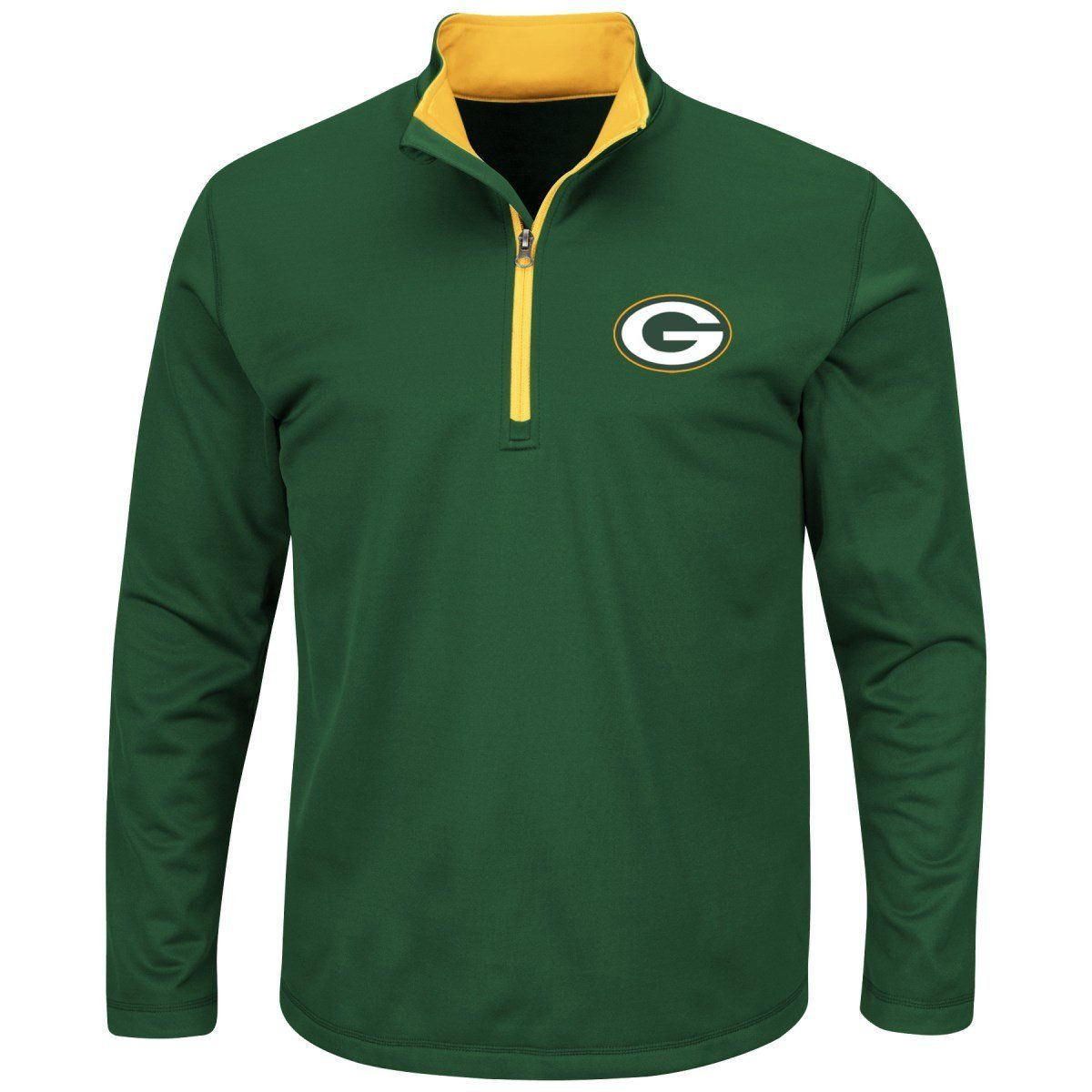 NFL Men/'s Green Light Weight Green Bay Packers Pullover Hoodie