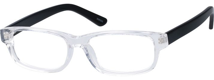 a8b34c2961b Acetate Full-Rim Frame with Spring Hinges
