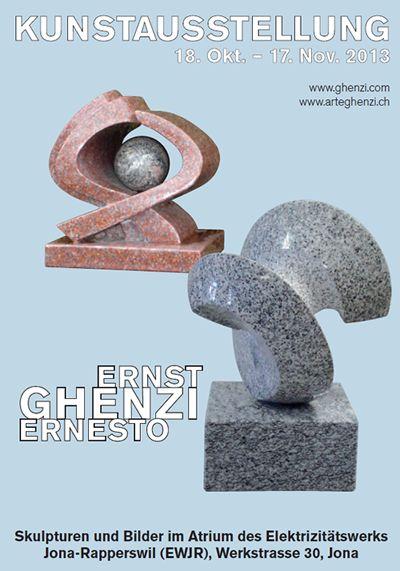 Bildhauer, Rapperswil, Steinbildhauer, Steinmetz, Skulpturen, Brunnen