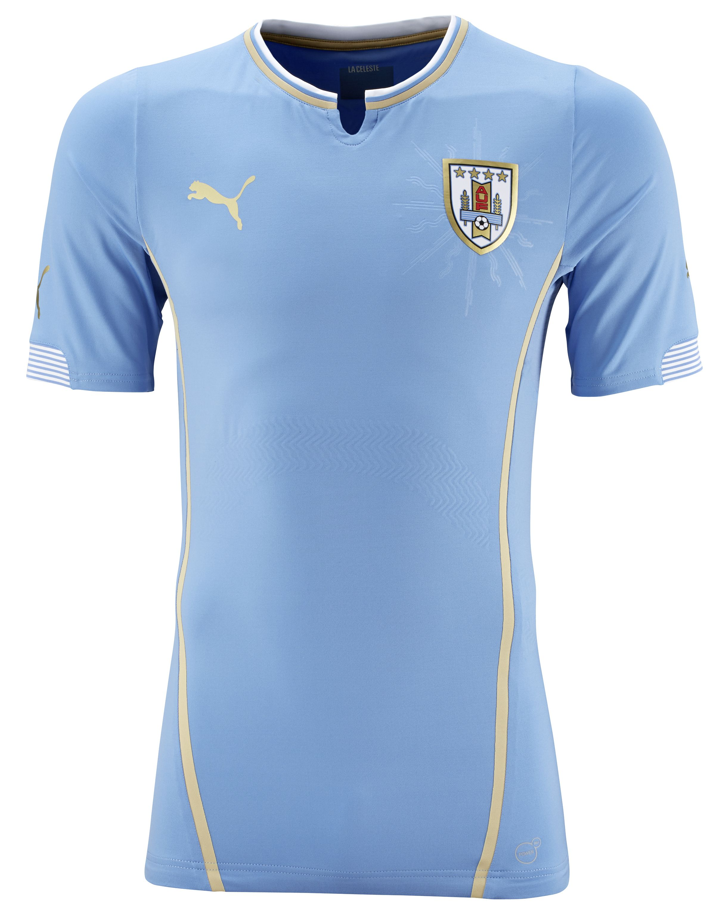 1523aa1de Uruguay Home Kit for World Cup 2014  worldcup  brazil2014  uruguay  soccer   football  URU