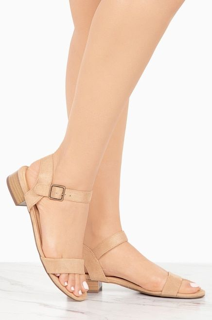 sale big sale cheap best sale Less Is More - Nude Suede sast cheap online 2015 new for sale JppAJMh6