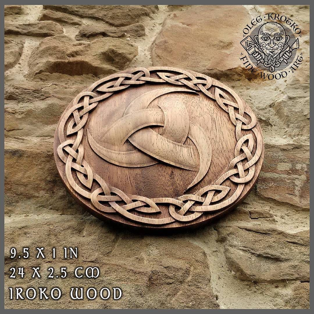 Best celtic carving collection images in carpentry