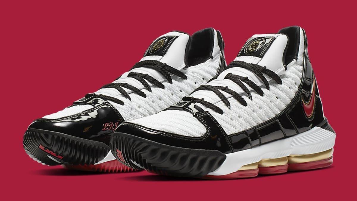 18edb37b842b8 Nike LeBron 16 Remix Release Date CD2451-101