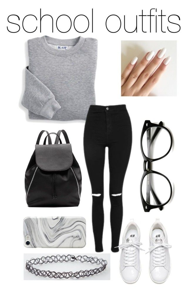 f3cd79da1f school outfits  37- black grey white