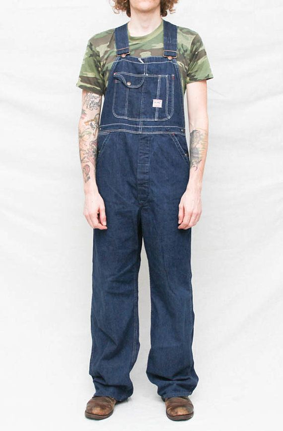 91ff971302949 RARE 40s big mac overalls in AMAZING condition by GoodOldBoys, $275.00  INSANE PRIce but if you needed newer look