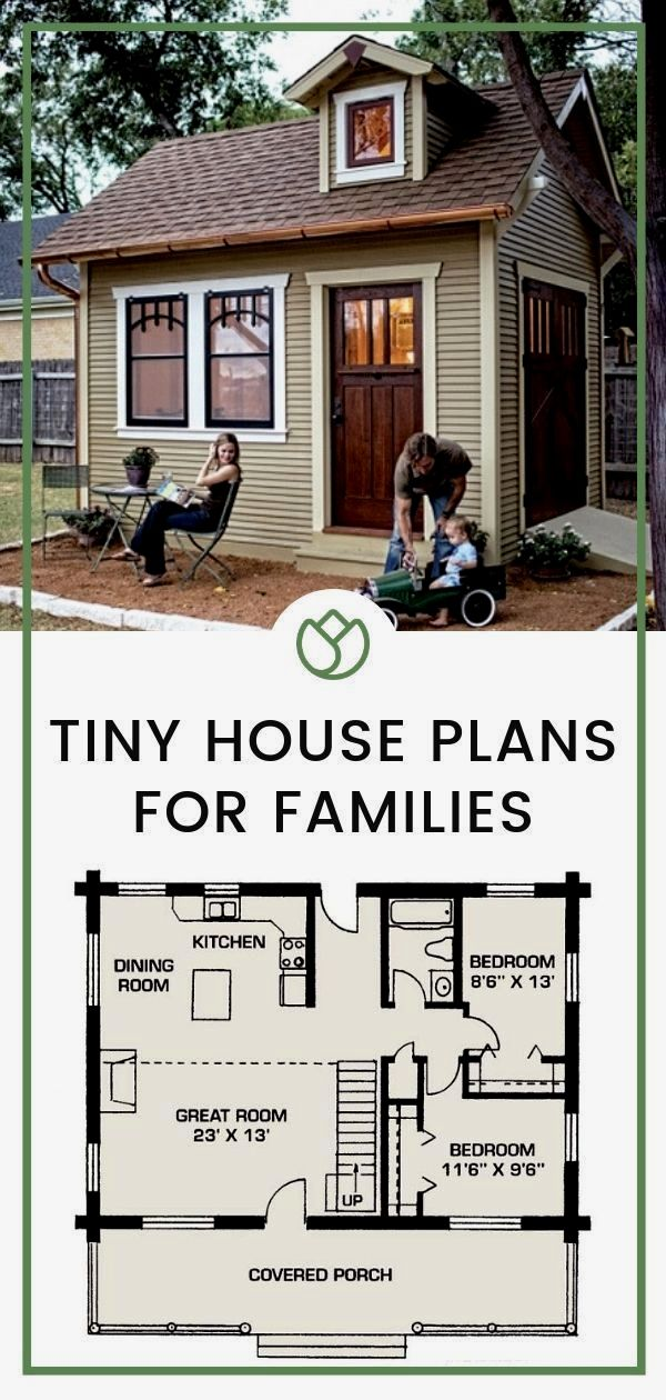 Tiny Home Plans Guide These Pointers Should Enable You To Find That This Process Might Be Completed With A Tiny House Family Tiny House Plans Tiny House Cabin