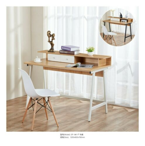 Computer Table Desk Pc Laptop Workstation Study Home Office Furniture Wood Ebay Home Office Furniture Office Furniture Sale Furniture