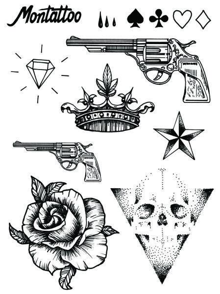 Small Tattoo Guns: Pin On S K I N C A N D Y