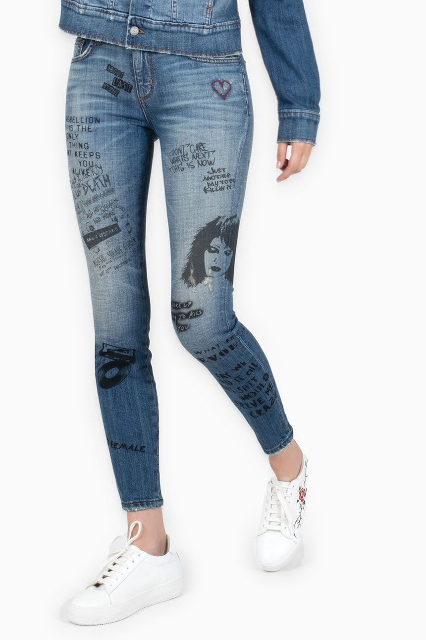 16c103147c58 Siwy Denim Lauren In Writing On The Wall Jean - 26   FRESH OF THE ...