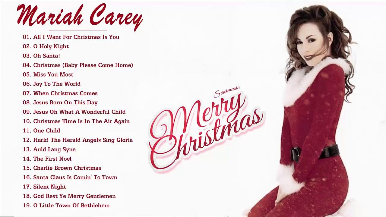 Mariah Carey Merry Christmas Full Album Mery Christmas 2018 Mariah Carey Merry Christmas Mariah Carey Christmas Song