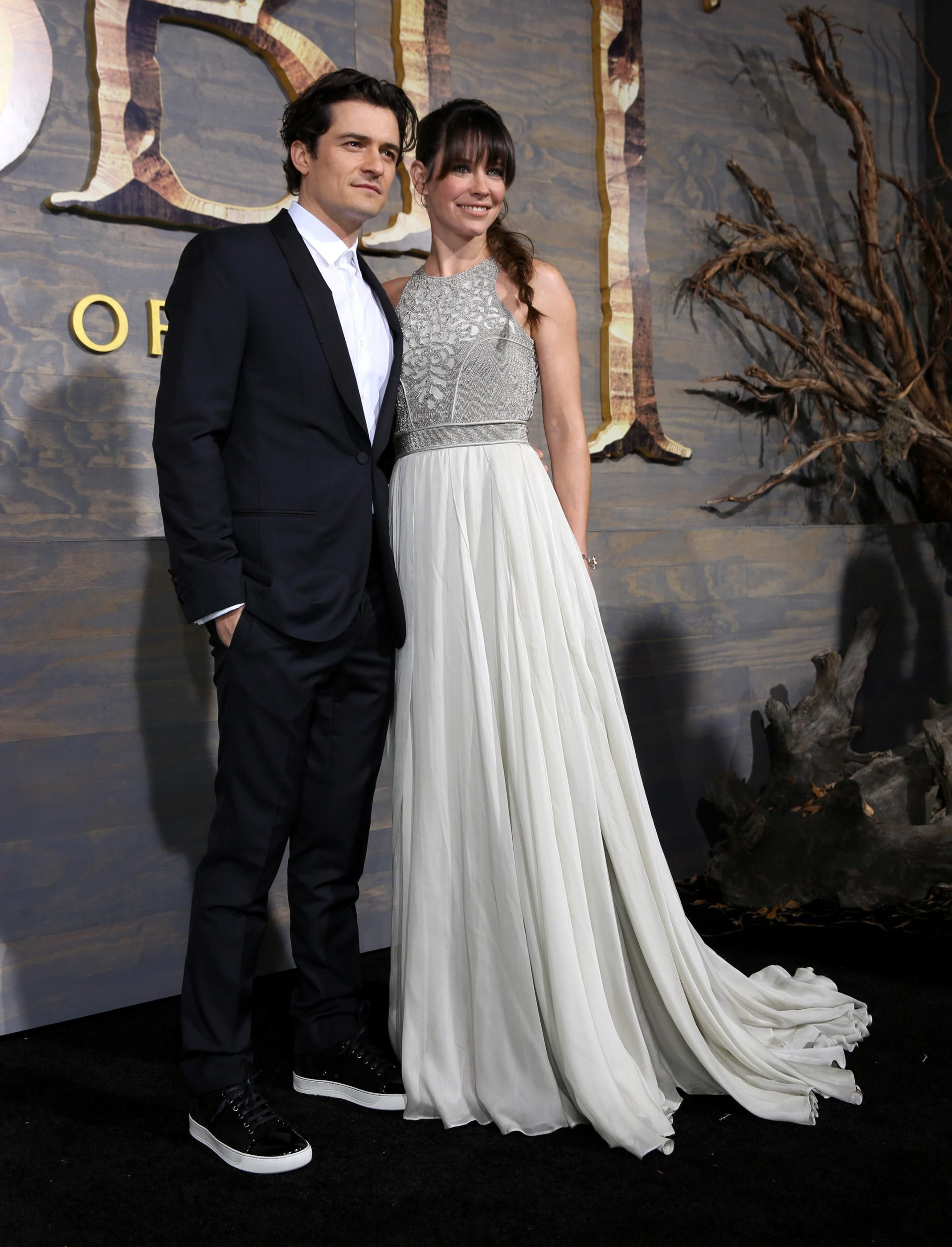 'The Hobbit: The Desolation of Smaug' World Premiere in Los Angeles (December 2, 2013)