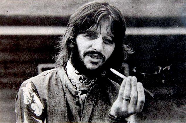 1970's Ringo ~♥~ | Ringo starr, The beatles, The funny