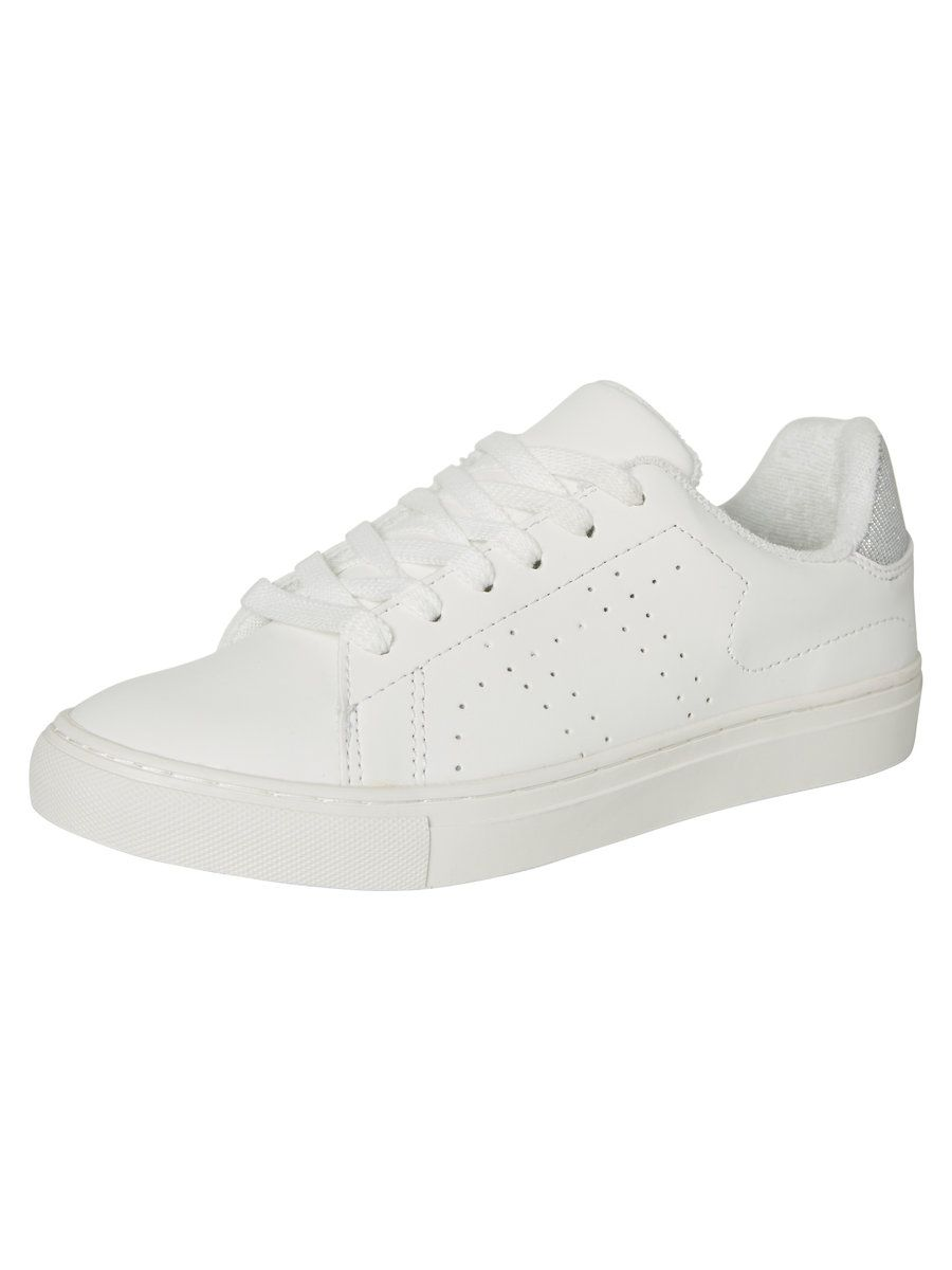 best sneakers 07316 fb60f White sneakers from VERO MODA. Cool and casual street style ...