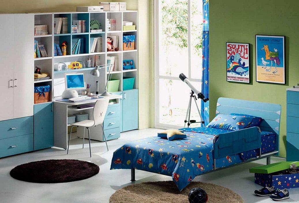 Boys Bedrooms Designs Creative Style Boy Room Design Idea Id911  Beautiful Boys Room